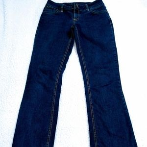 Wrangler Boot Cut Stretch Jeans waist 27 inches